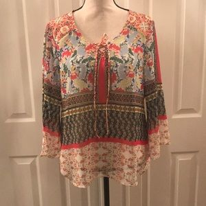 NWOT. New Directions Petite Blouse